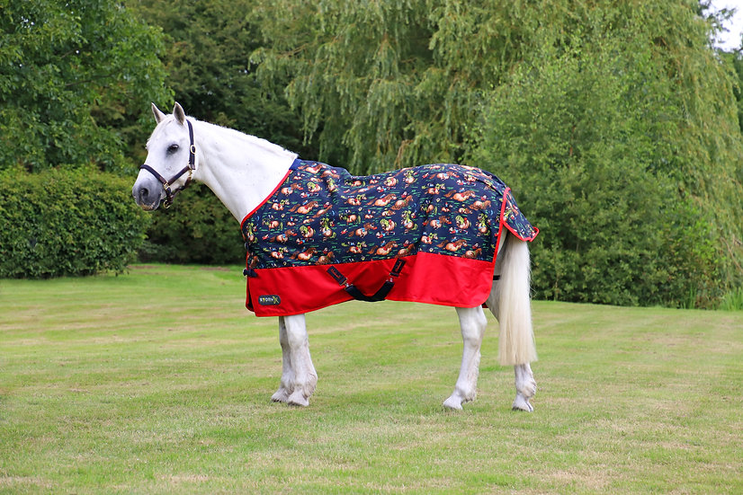 StormX Original 0 Turnout Rug Thelwell Collection