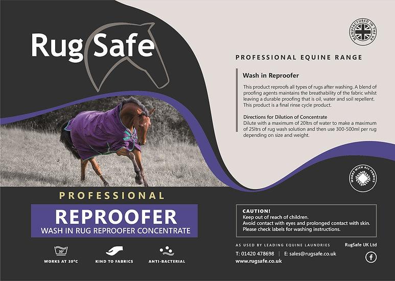 Rug Safe Rug Re-Proofer 1litre