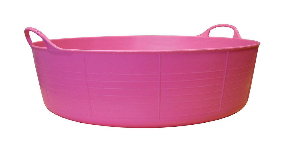 Tubtrug Shallow Flexible Feed Bucket 15 Litre
