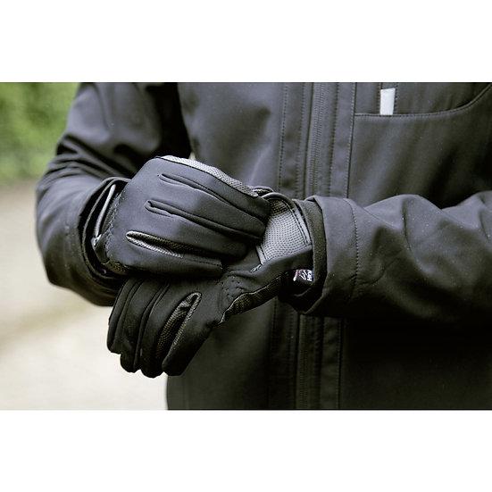 HKM Softshell Riding Gloves