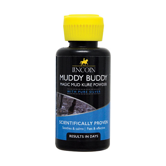 Lincoln Muddy Buddy Magic Mud Kure powder- 15g