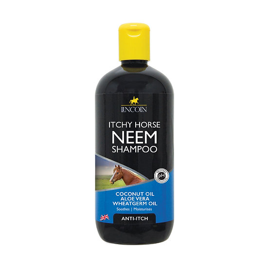 Lincoln Itchy Horse Neem Shampoo - 500ml