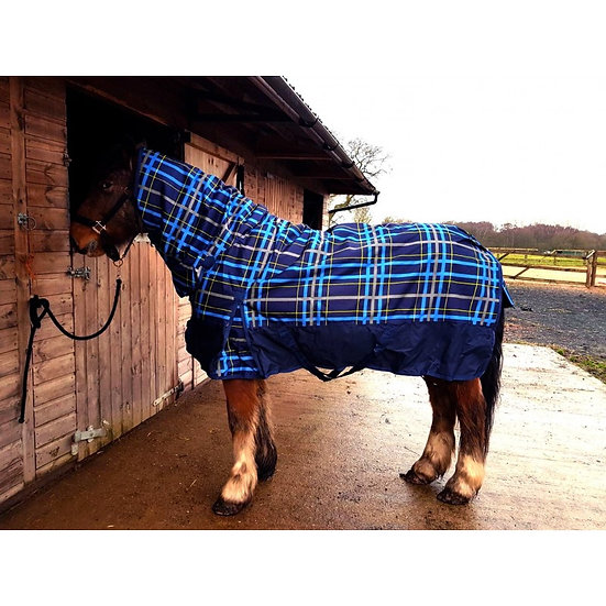 Sheldon 100g Combo Turnout Rug