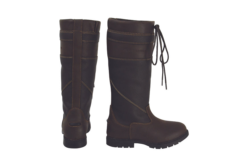 Hy Signature Waterproof Country Boot
