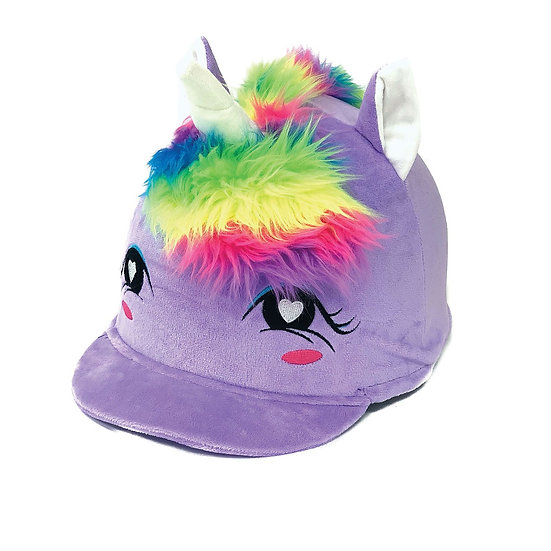 Equetech Twilight Unicorn Hat Cover