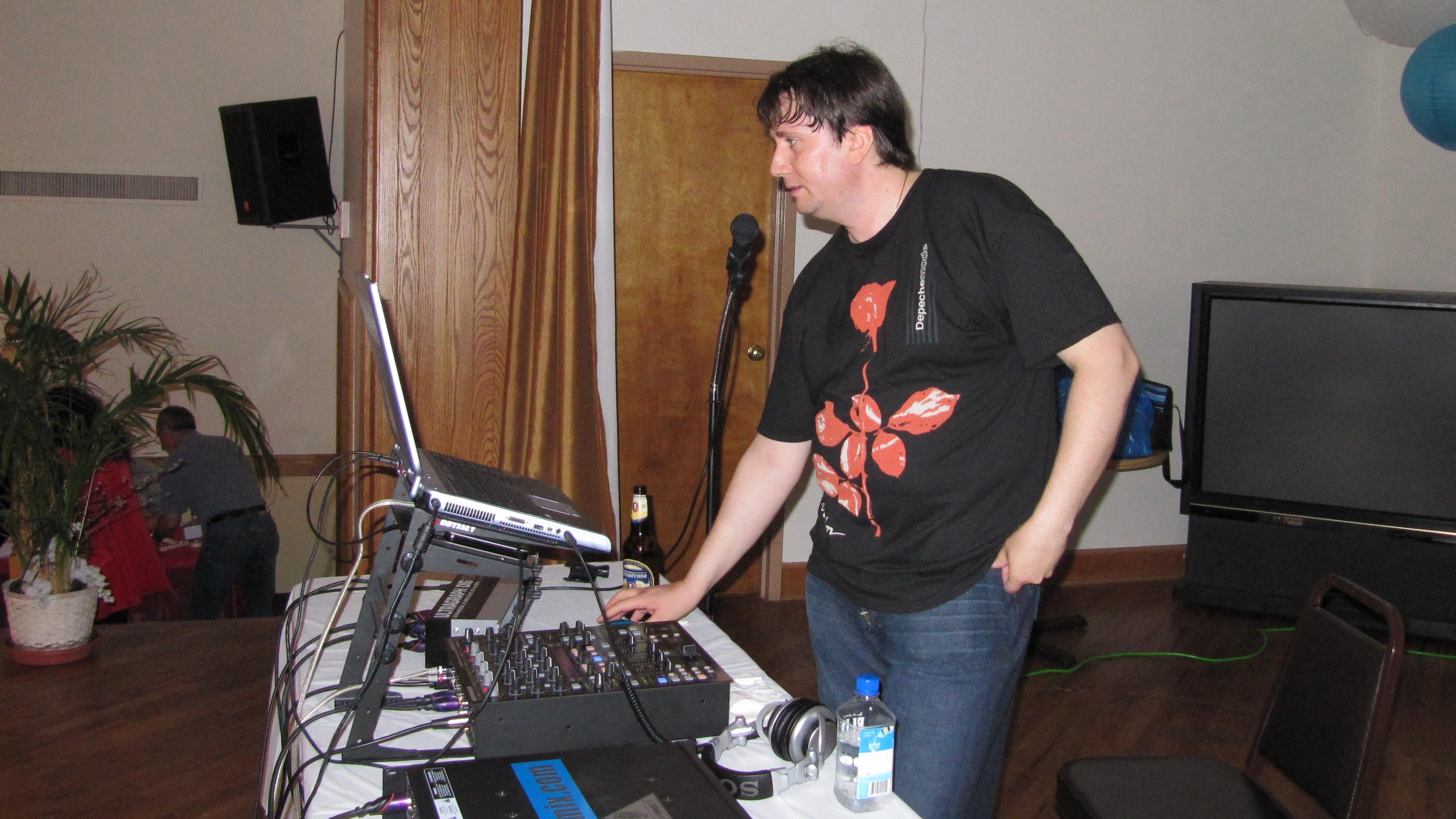 DJ Master K 17