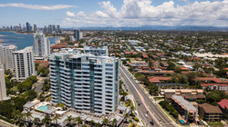 Broadwater-Gold Coast-Aerial View