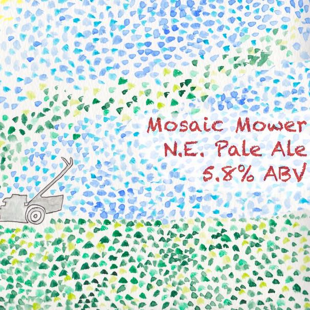 Mosaic Mower