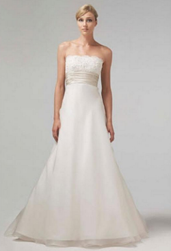 Monique Lhuillier Wedding Dress Bliss Go