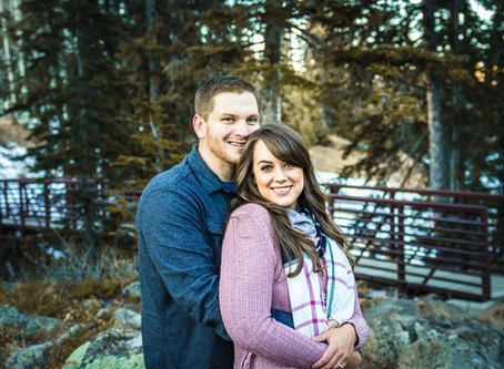 Hannah and Jesse   Grand Junction Engagement