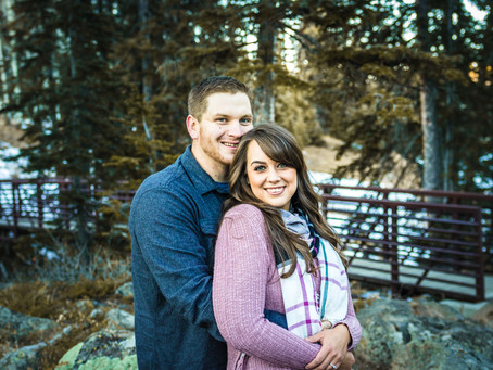 Hannah and Jesse | Grand Junction Engagement