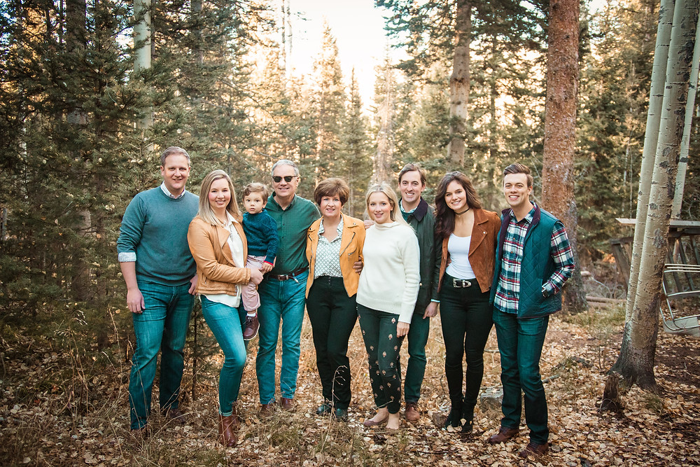 Telluride Family Photography