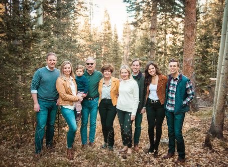 Murphy Family   Telluride Family Photography