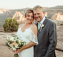 Colorado National Monument Wedding Bride