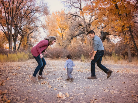 Martinez Family | Grand Junction Family Photography