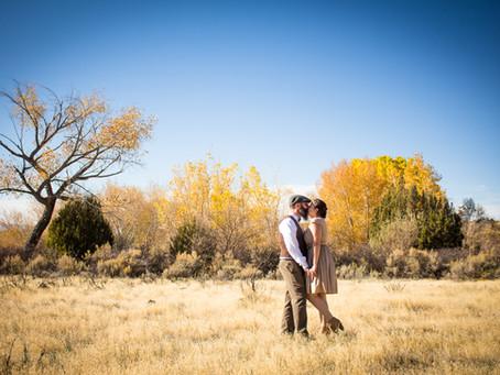 Stephen + Ashley Wedding | Grand Junction Wedding Photography
