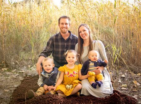 Janelle + Kellen | Grand Junction Family Photography