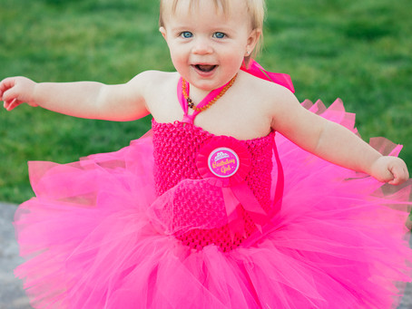 Alayna First Birthday | Grand Junction Children and Family Photography