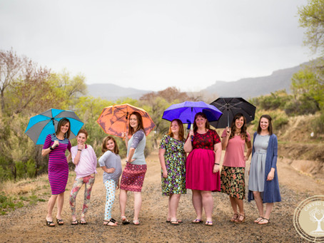 LuLaRoe Spring | Grand Junction Photography
