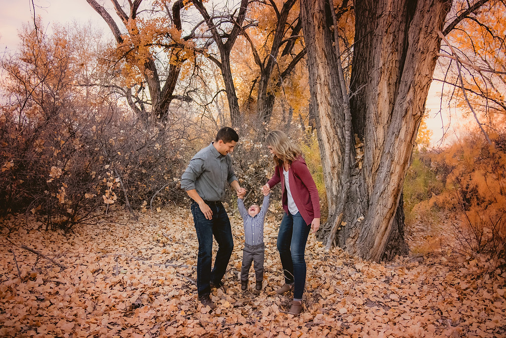 Grand Junction Family Photography Fall