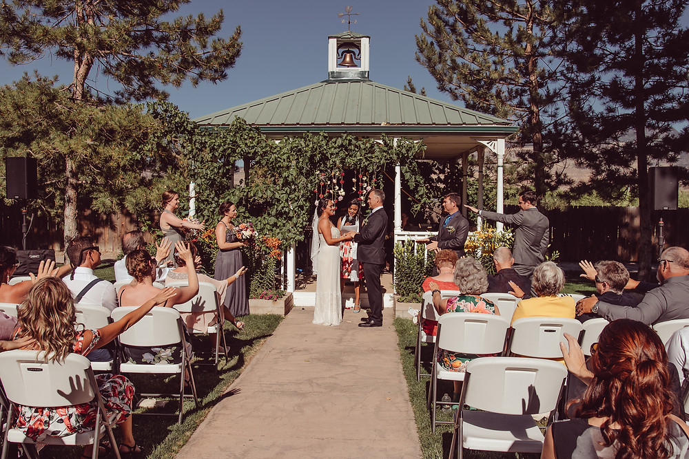 Palisade Wedding Photography Vineyard Wedding