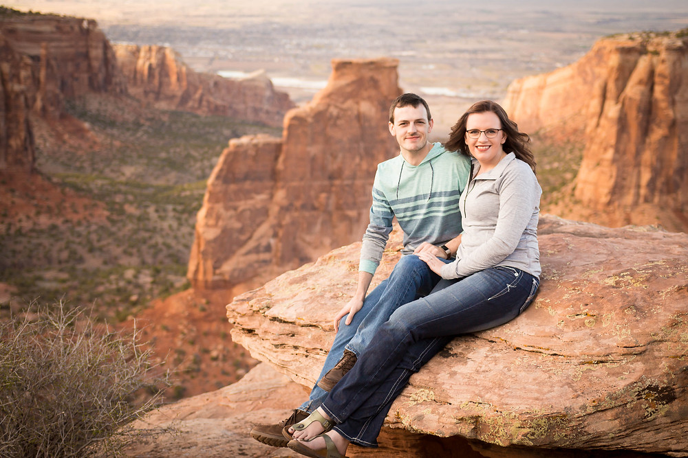 Grand Junction Engagement and Wedding Photography