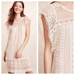 Maeve Crochet Dress