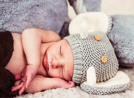 Baby Boy Davien | Grand Junction Newborn Photography