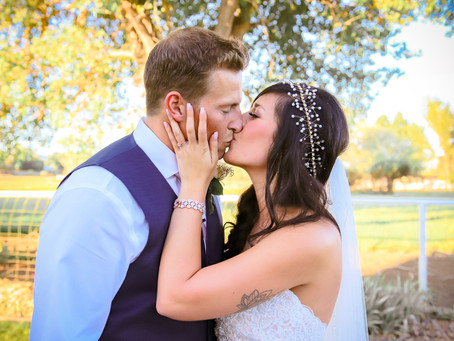 Kaylene + Daniel Wedding | Grand Junction Wedding Photography