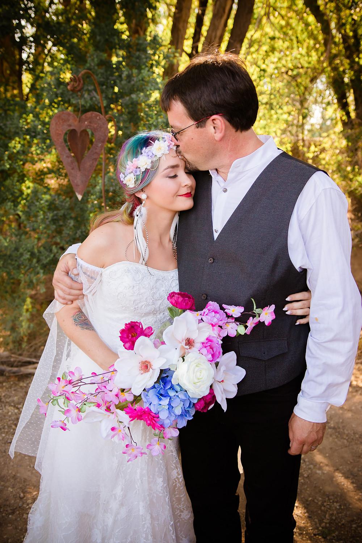 Grand Junction Wedding Photography bohemian