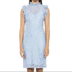 Alexia Admore Blue Dress