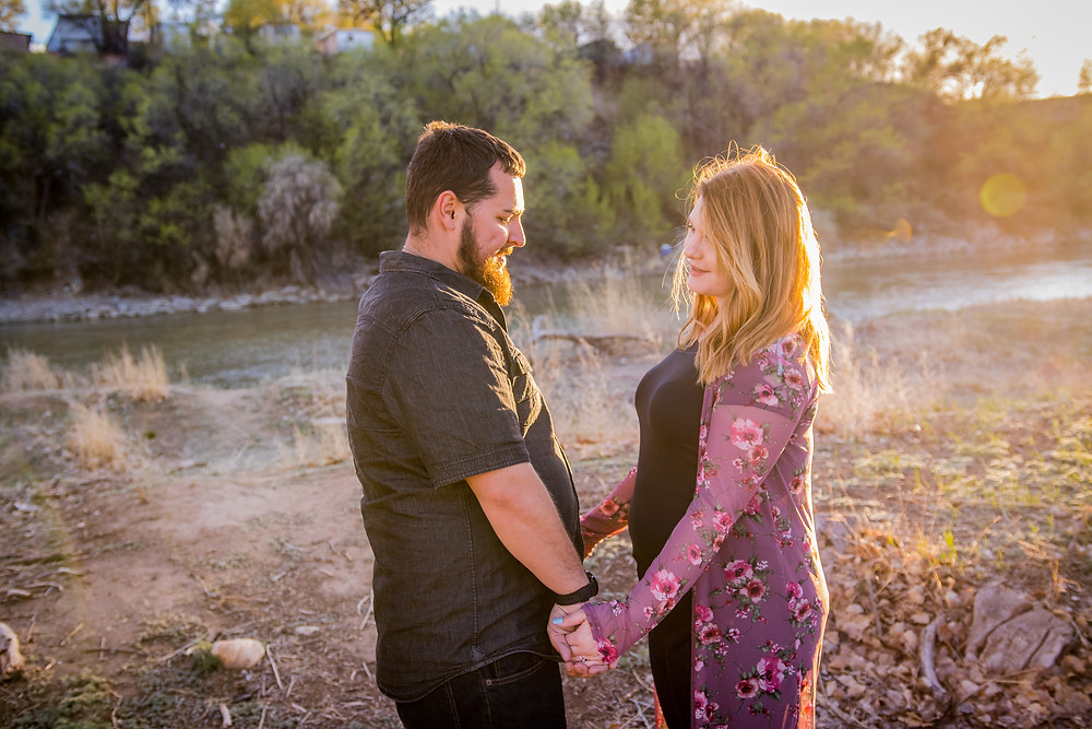 Grand Junction Engagement Riverfront Trail
