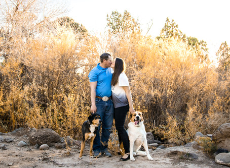 Shauna + Brian | Grand Junction Engagement Photography Whitewater