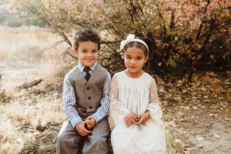 A Grand Junction Family Photos Fall Conn