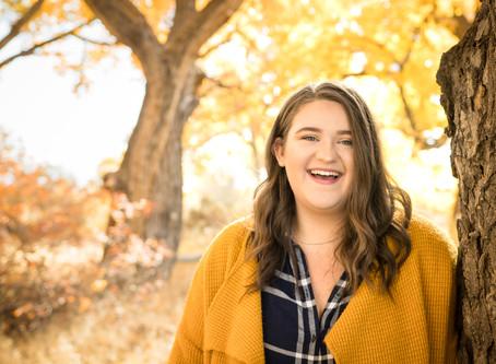 Sierra Senior Year   Grand Junction Senior Photography