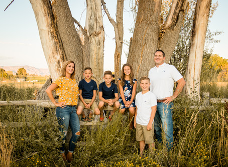 Kandayce and Co - Fruita Family Photography
