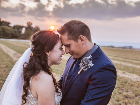 Stacie + Chris | Loma Wedding Photography Super Hero Country