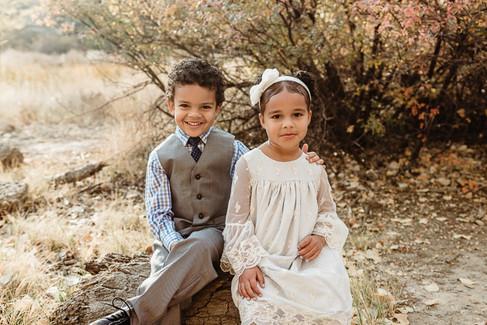 A Grand Junction Family Photos Fall Conn