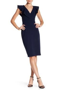 Rachel Roy Navy Blue Dress