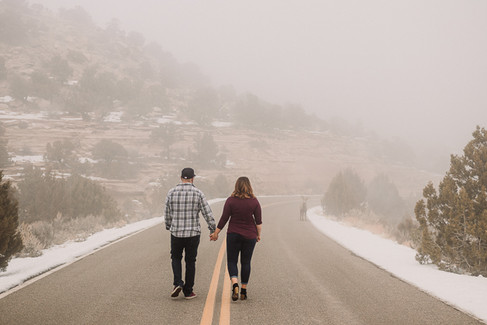 Colorado National Monument Winter Engage