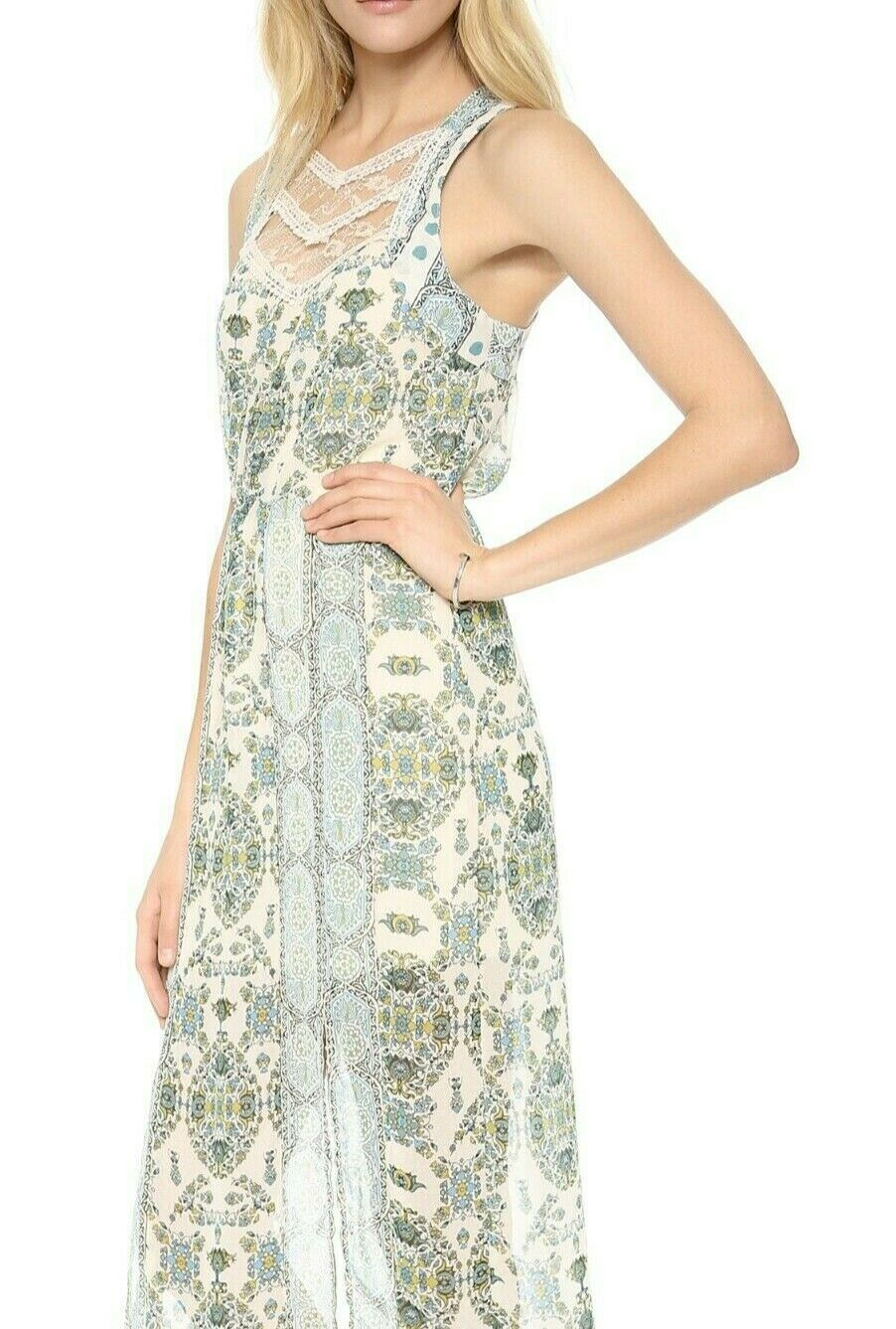 Free People Moroccan Dress