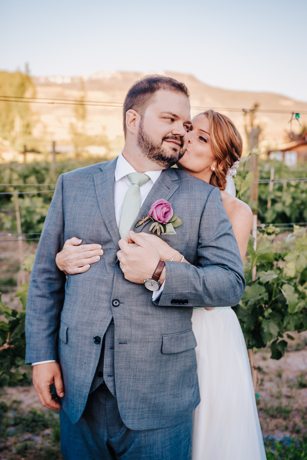 Palisade Vineyward Wedding Maison La Belle Vie Winery