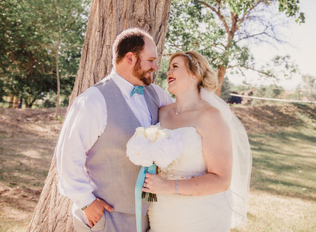 Jessica + Hayden | Grand Junction Wedding Photography Redlands Community Center