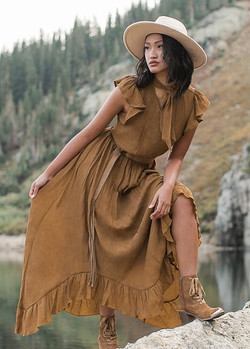 Joy Folie Lottie Dress Autumn 2