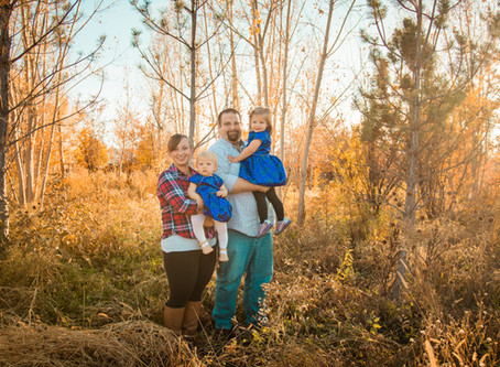 Retallack Family | Grand Junction Family Photography