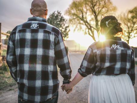 Jessica + Andrew   Mancos Wedding Photography Flannel and Adventure Wedding