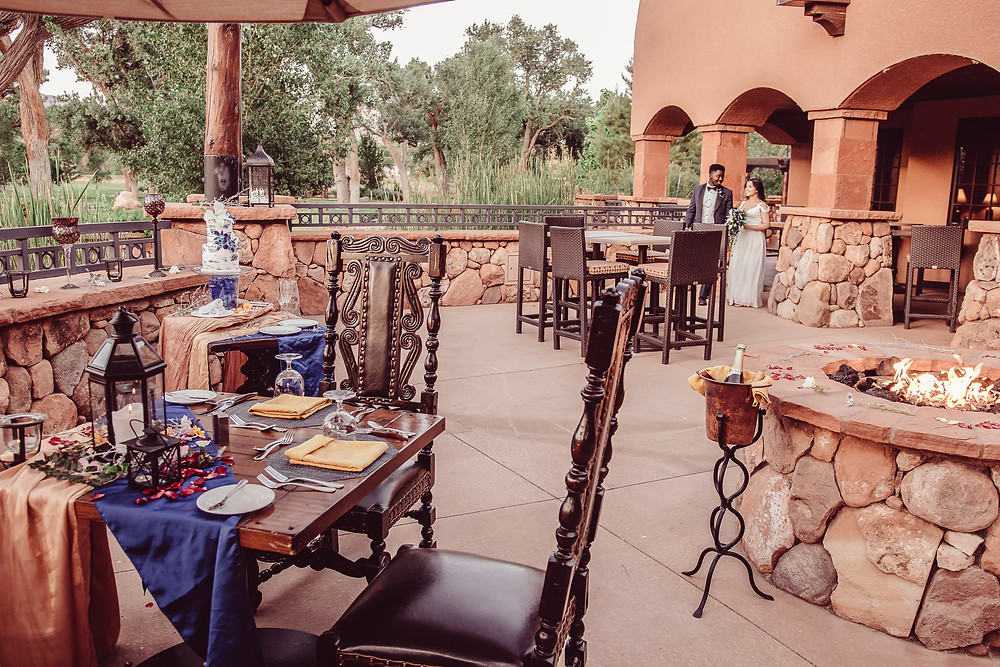 Gateway Canyons Resort Elopement