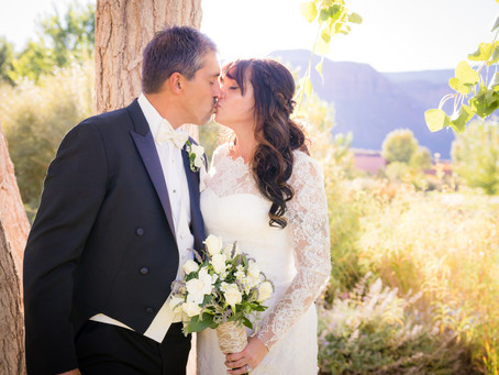 Sophia + Antonio | Gateway Canyons Resort Elopement