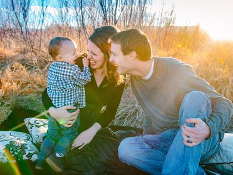 Kourtni + Brent | Grand Junction Maternity Photography