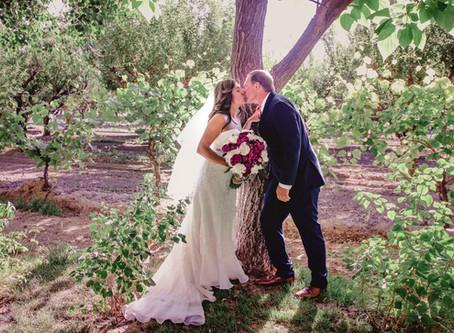 Natasha + Kaibab | Palisade Wedding Photography Wine Country Wedding